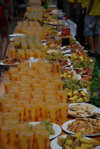 Aid Station Feast