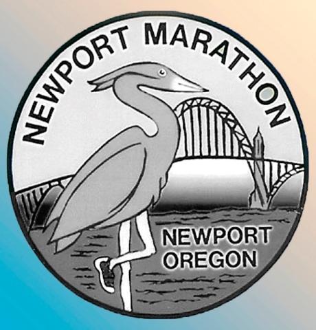 Newport Marathon, Newport Oregon